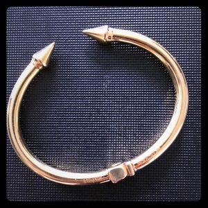 Vita Fede titan bracelet, gold